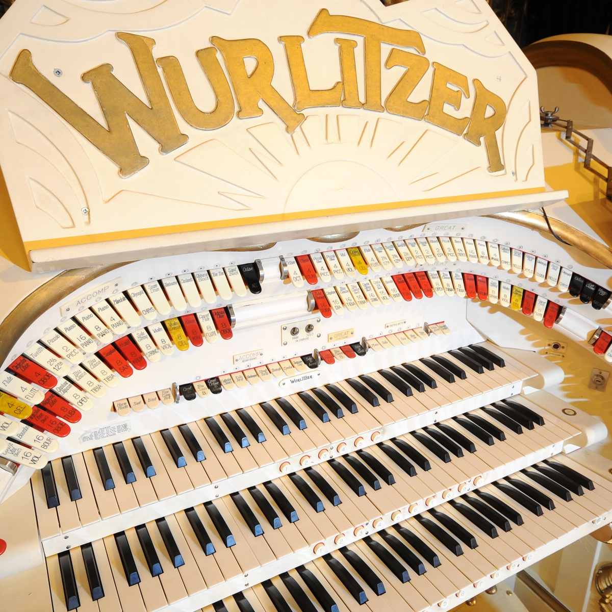 The Blackpool Tower Ballroom Wurlitzer