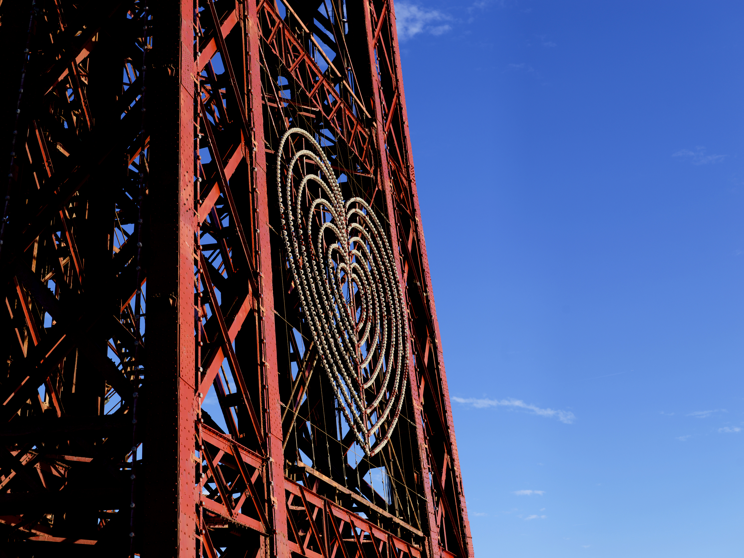 The Blackpool Tower Heart