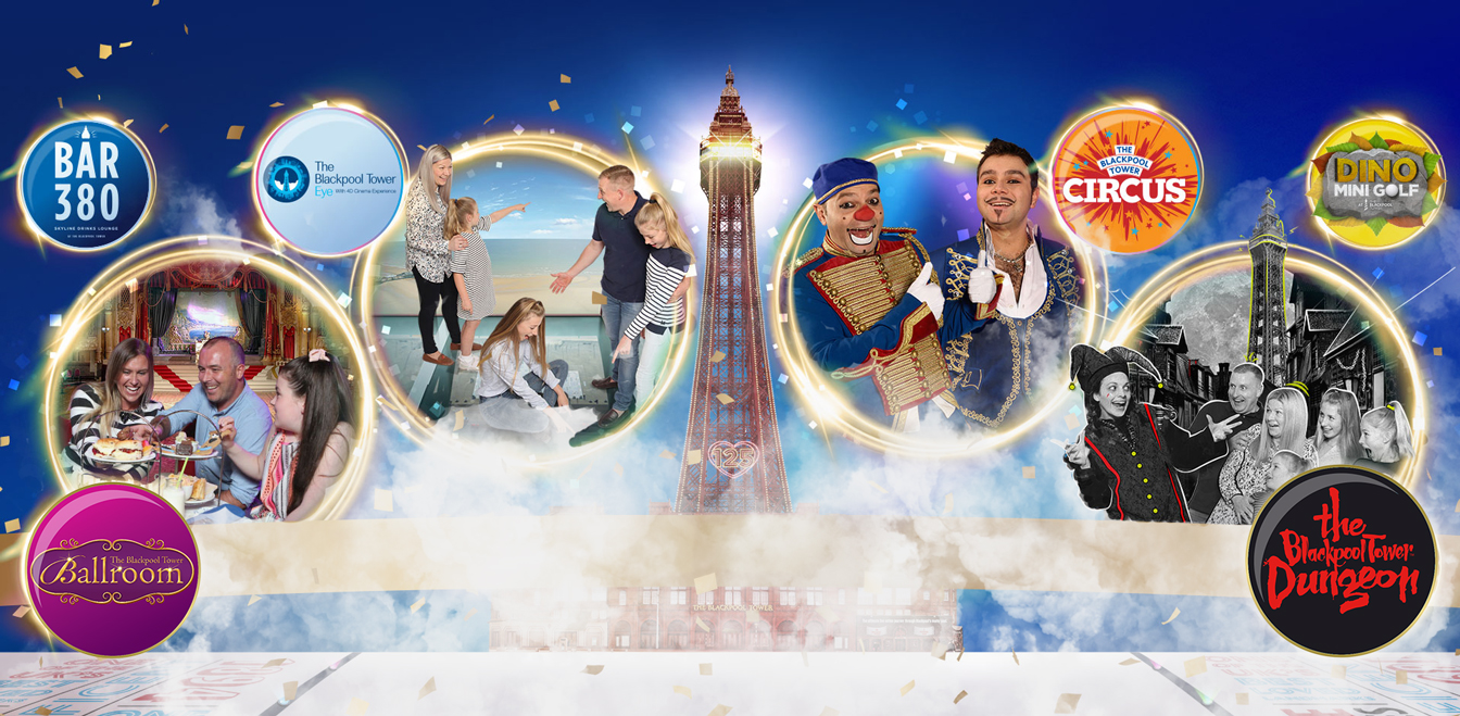 125 Years of magical memories at the Blackpool Tower - Mobile