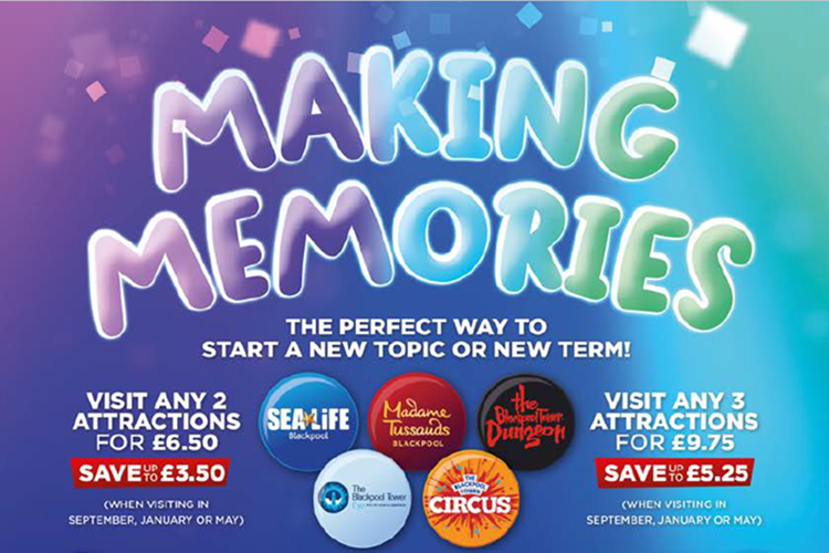 Making Memories School Offer