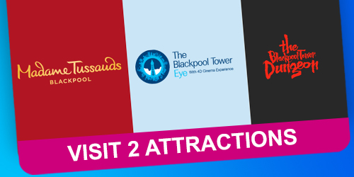 Visit 2 Attractions Ticket